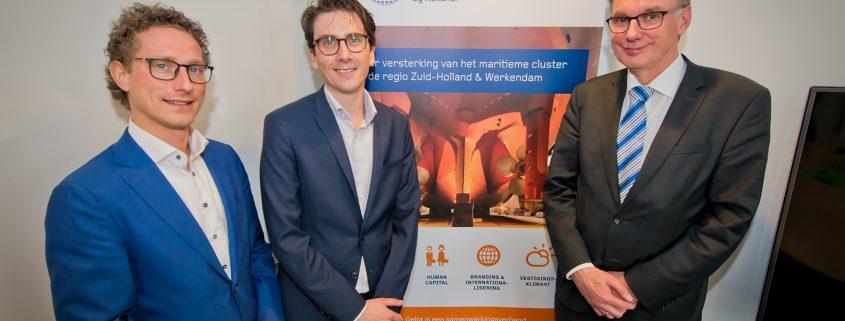 Gemeente Delft en TU Delft sluiten aan bij Maritime Delta