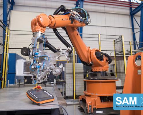 SAMXL Smart Advance Manuafacturing