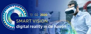 Smart Vision Digital reality in de haven