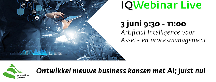 Artificial Intellligence voor asset en procesmanagement