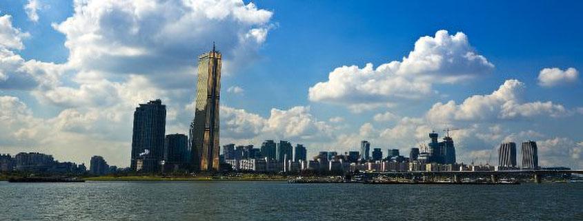 Virtuele handelsmissie Zuid Korea Maritime Delta